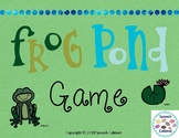 Frog Pond Game (Open-Ended)