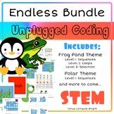 Unplugged Coding STEM Endless Bundle