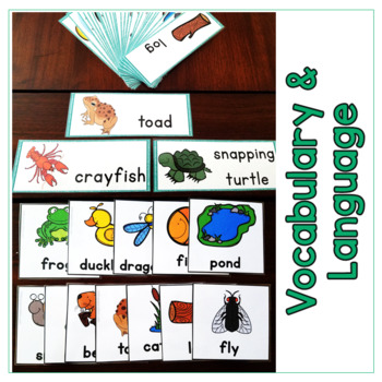 Frog & Pond: Special Ed Thematic Unit