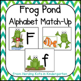 Frog Pond Alphabet Center