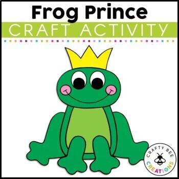 Frog Prince Craft