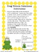 Fable Study: The Frog Prince Language Arts Activities - Color and Black & White