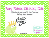 Frog Prince Literacy Unit