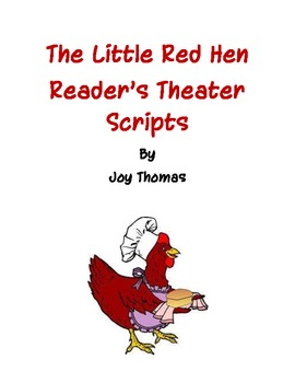 Little Red Hen - Reader's Theater scripts