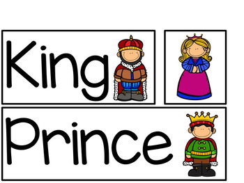 Frog Prince Themed Comprehension Activities for First Grade