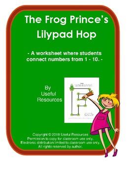 Frog Prince's Lilypad Hop