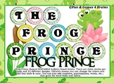 Frog Prince themed EDITABLE Bulletin Board Letters, Labels