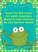 Frog QR Codes: *Comprehension Check*