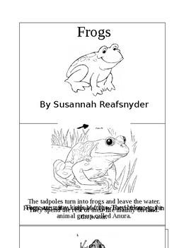 Frog Reader