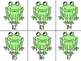 Frog Sequencing Cards