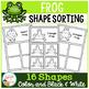 Shape Sorting Mats: Frog