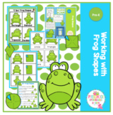 Frog Shapes Bundle