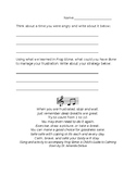 Frog Slime by Dr. Amanda DeSua Worksheet/Song
