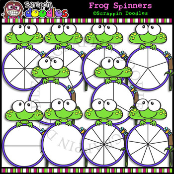 Frog Spinners