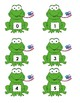Frog Subtraction Game (under 10)