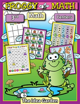 Frog THEMATIC Math (Third)