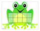 Frog Ten Frame Addition and Subtraction