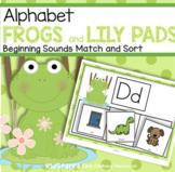 FROGS Beginning Sounds Center for Preschool, Pre-K and Kindergarten