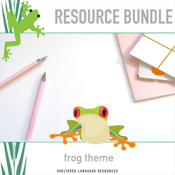 Frog Theme Resources