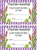 Frog Theme Skip Counting Awards Pack