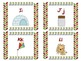 Frog Themed Alphabet Cards