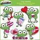 Frog Valentine