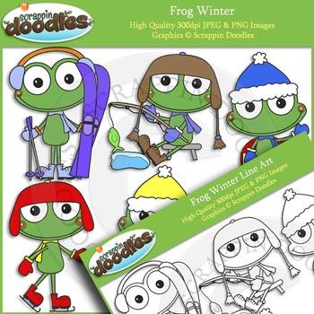 Frog Winter