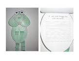 Frog Writing Activity