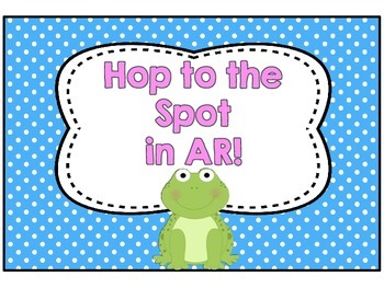 Frog and Polka Dots theme for AR wall