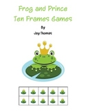 Frog and Prince Ten Frames Games