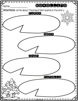"""Frog and Toad All Year - Activities for """"Down the Hill"""""""