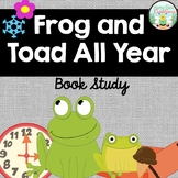 Frog and Toad All Year - Book Study