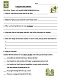 Frog and Toad All Year Comprehension and Skills Review