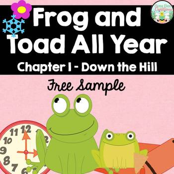 Frog and Toad All Year - Down The Hill - FREE