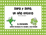 Frog and Toad All Year in Spanish - Fiction and Non-Fiction