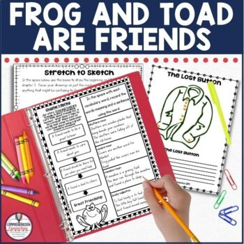 Frog and Toad Are Friends Book Companion