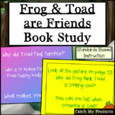 Frog and Toad Are Friends Literary Unit