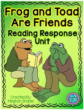 Frog and Toad Are Friends Unit
