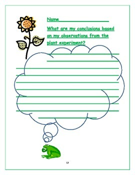 Frog and Toad Celebrate Spring! A K-2 Thematic Unit for Literature and Science