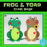 Frog and Toad Craft: Treat Bags