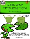 Frog and Toad - Days with Frog and Toad