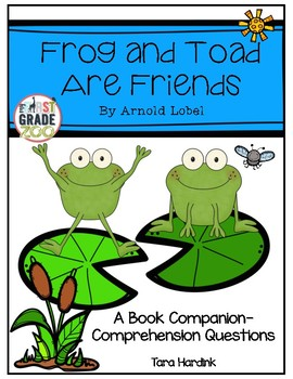 Frog and Toad - Frog and Toad Are Friends