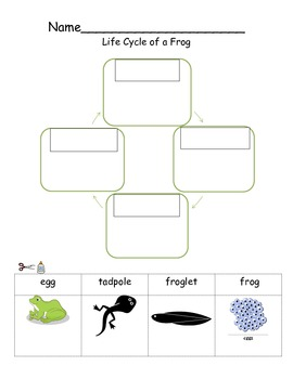 Frog and Toad Language, Literacy, Math and Science Packet