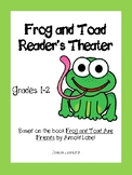 Frog and Toad Reader's Theater Scripts