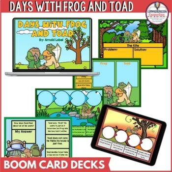 Frog and Toad Series Bundle