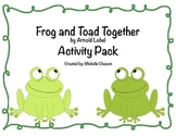 Frog and Toad Together-- A Book Companion