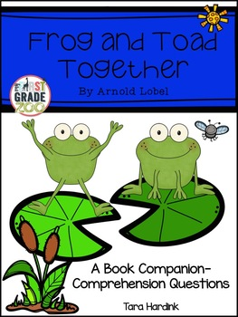 Frog and Toad - Frog and Toad Together