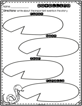 """Frog and Toad Together - Activities for """"Dragons and Giants"""""""
