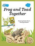 Frog and Toad Together Book Study