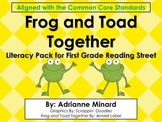 Frog and Toad Together - First Grade Foresman Reading Stre